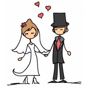 autocollant-mariage