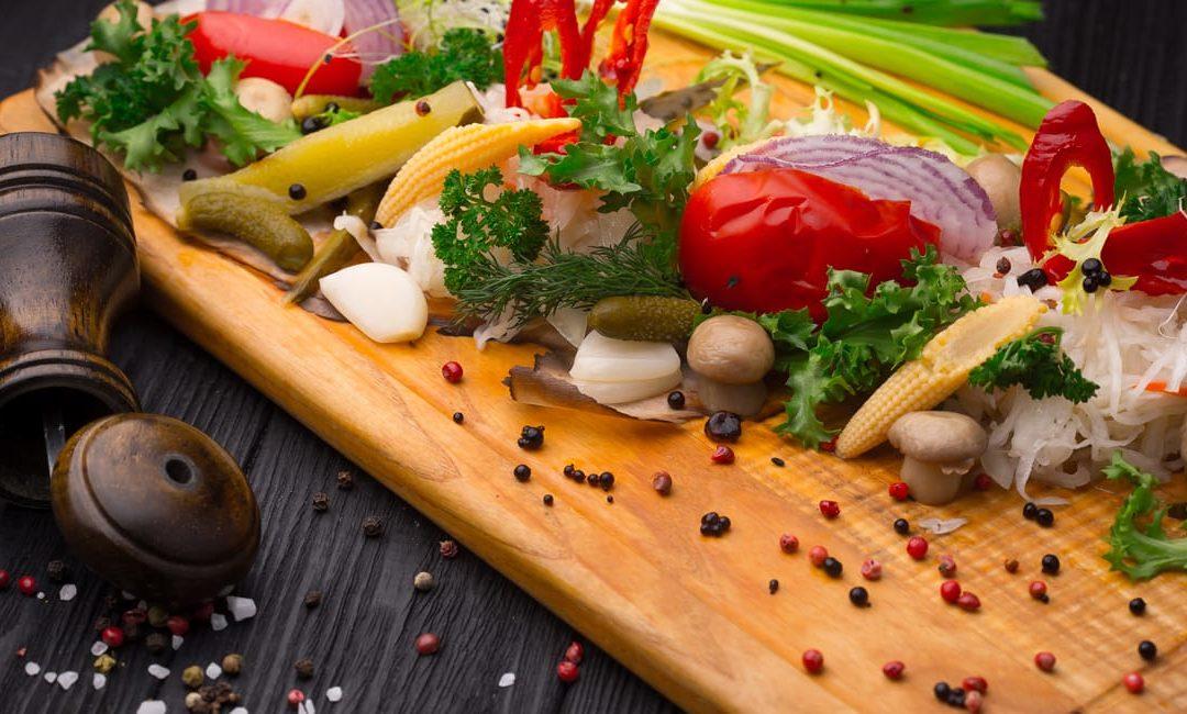 Les solutions traiteur pour vos invités végétariens